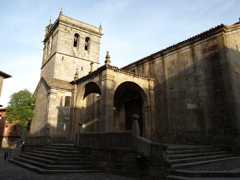 File iglesia parroquial de la alberca salamanca jpg for Alberca pueblo de salamanca