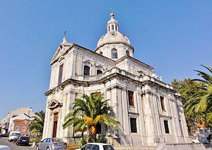 Igreja da Memória - Igreja da Memória, Ajuda (Lisbon)