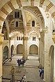 Il Duomo di S.Evasio il nartece visto dalla balconata interna.jpg