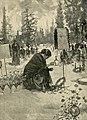 Il giorno dei morti nel cimitero di Campo Varano a Roma.jpg