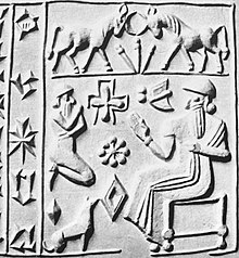 "Image from page 29 of ""Ancient seals of the Near East"" (1940).jpg"