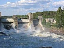 Imatra--Fil:Imatrankoski power plant
