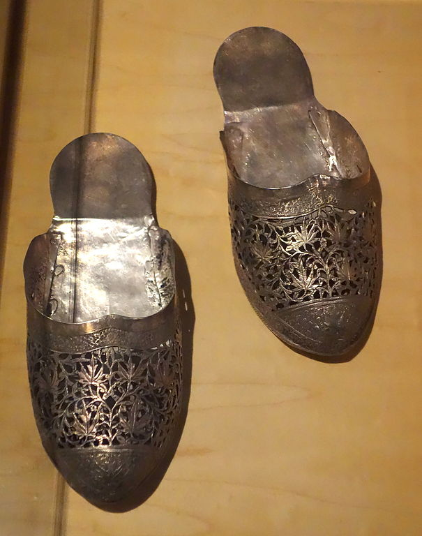Silver Indian Wedding Gifts: File:Indian Bridal Gift, Silver Filigree, North India