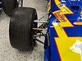 Indianapolis Motor Speedway Museum in 2017 - Racecars 27.jpg