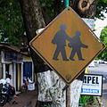 Indonesia Traffic-signs Warning-sign-09.jpg