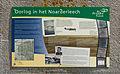 Informatiebord over de oorlog in het Noarderleech Locatie, Noarderleech 01.jpg
