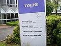 Information Board, Tyrone Crystal Factory - geograph.org.uk - 904643.jpg