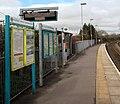 Information boards on Llantwit Major railway station - geograph.org.uk - 4412730.jpg