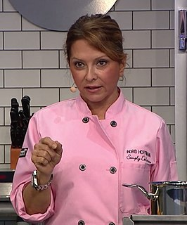 Ingrid Hoffmann Colombian-American television chef