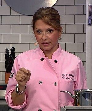 Ingrid Hoffmann - Ingrid Hoffman at the National Restaurant Association NRA Show in 2016