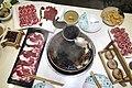 Instant-boiled mutton hot pot at Yangfang Shengli before dipping (20200111153525).jpg