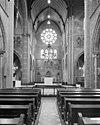 interieur transept naar het zuiden - alkmaar - 20005941 - rce