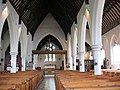 Interior of Christ Church, Clapham - geograph.org.uk - 1322490.jpg