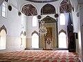 Interior of Orhan Gazi Mosque, Bursa.jpg