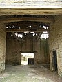 Interior of derelict barn 1 - geograph.org.uk - 325179.jpg