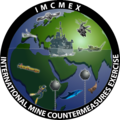 International Mine Countermeasures Exercise (IMCMEX) logo 2014.png