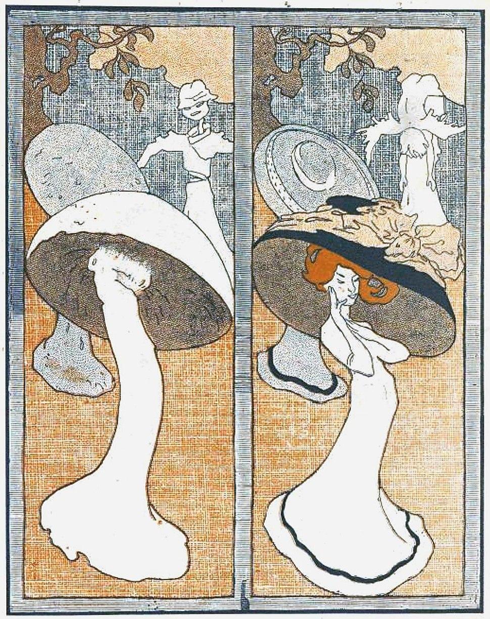 Ion Theodorescu-Sion - Iluzie optică, Furnica, 30 oct 1908