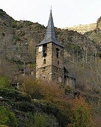 Isavarre - Església de Sant Llorenç.jpg