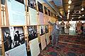Islandi välisminister Össur Skarphéðinsson avamas Islandi kirjanike portreede näitust Rahva Raamatu kaupluses (6068372287).jpg