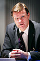 Islands finansminister Arni M. Mathiesen vid Nordiska Radets session i Helsingfors 2008-10-28.jpg