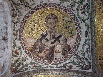 Istanbul - Chiesa Pammacaristos (Fetiye camii) - San Gregorio armeniaco - Foto G. Dall'Orto 26-5-2006.jpg