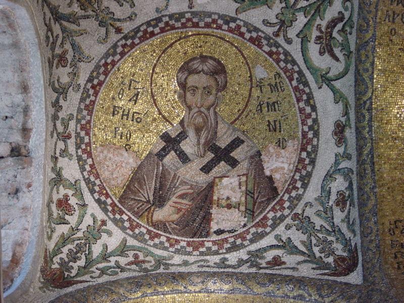 File:Istanbul - Chiesa Pammacaristos (Fetiye camii) - San Gregorio armeniaco - Foto G. Dall'Orto 26-5-2006.jpg