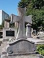 István Keszly †1955 grave cross, 2020 Zalaegerszeg.jpg