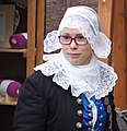 Ivana Marková bobbin lace maker from Brezov pod Bradlom, Slovakia.jpg