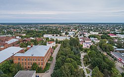 Ivanovo Obl Rodniki asv2018-08 aerial view2.jpg