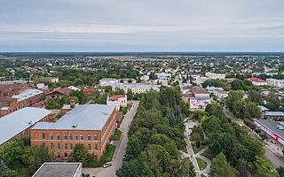 Rodniki, Ivanovo Oblast Town in Ivanovo Oblast, Russia