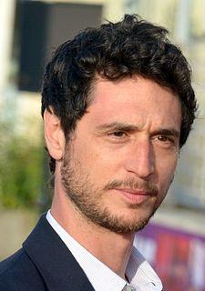 Jérémie Elkaïm French actor and screenwriter