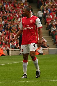 Julio Baptista i Arsenal