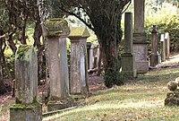 Jüdischer Friedhof Schwelm - Gräberreihe ab 1860.jpg