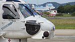 JMSDF SH-60J(8265) nose section right front view at Tokushima Air Base September 30, 2017.jpg