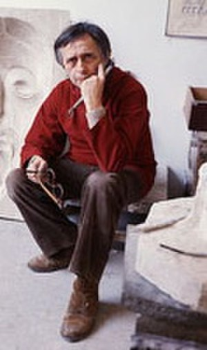 Josep Maria Subirachs - Josep Maria Subirachs.