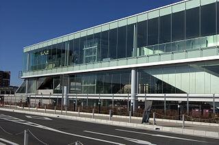 Hitachi Station Railway station in Hitachi, Ibaraki Prefecture, Japan