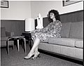 JUDITH RESNICK - LADY ASTRONAUT FOR SPACE SHUTTLE - DURING VISIT TO NASA LEWIS RESEARCH CENTER - NARA - 17472590.jpg