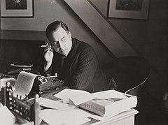 J.B. Priestley, 1940
