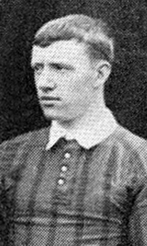 Jimmy Tomlinson - Tomlinson while with Brentford in 1905.