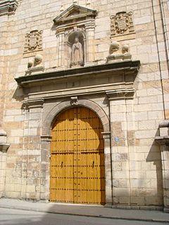 Ja?n - Portada del Convento de las Bernardas.jpg