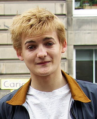 Joffrey Baratheon - Jack Gleeson plays the role of Joffrey Baratheon in the television series.