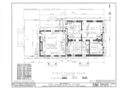 Jacob Evans House, Marlton-Medford Road, Marlton, Burlington County, NJ HABS NJ,3-MART.V,5- (sheet 2 of 24).png