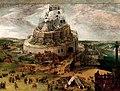 Jacob Grimmer - La construcción de la torre de Babel.jpg