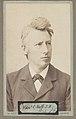 Jacobus Henricus van't Hoff, ante 1911 - Accademia delle Scienze di Torino 0132.jpg