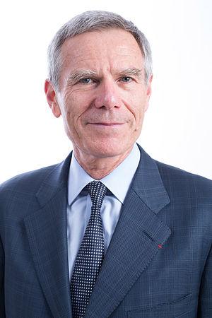 Jacques Biot - Image: Jacques Biot (X 1971) Président de l'Ecole polytechnique