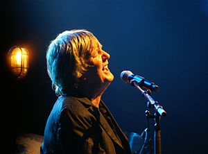 Jacques Higelin - Jacques Higelin live at the Zarbs festival in July 2007