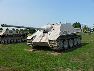 Tank destroyer - Jagdpanther