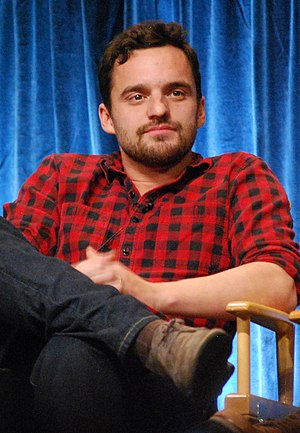 Jake Johnson - Johnson at Paleyfest in 2012