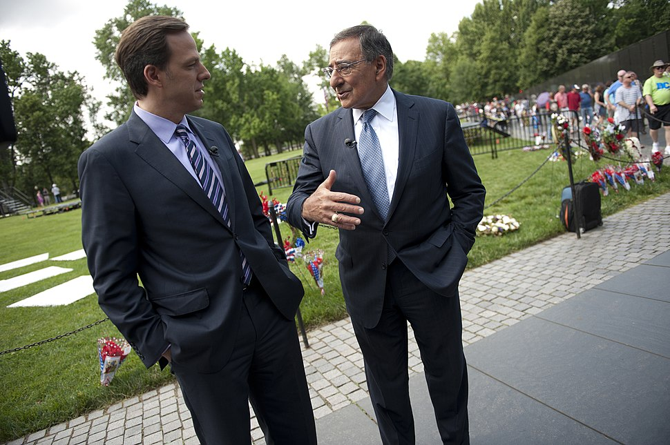 Jake Tapper and Leon E. Panetta interview-1 (May 25, 2012)