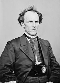 James Henry Lane (Union general) Pro-Union partisan, politician, and general during the American Civil War